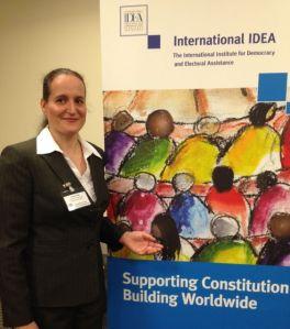 Nivien at International IDEA October 29, 2013